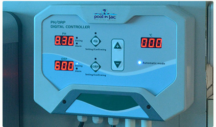 Ph Controller With Dosing Pump Swimming Pool Digital